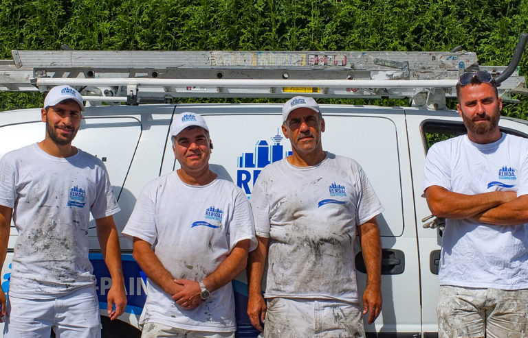 Campbell Heights West – Commercial Exterior Painting – Surrey