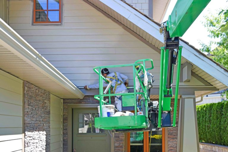 Wills Creek – Surrey – Townhouse Exterior Painting